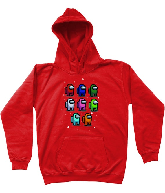 Hoodies Among Us Hoodie 3d Long Sleeve Pullover Drawstring Sweater Jacket Children Adults Clothing Accessories Dccbjagdalpur Com