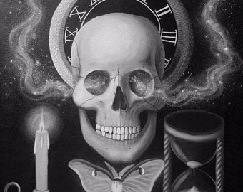 Death - Paper print
