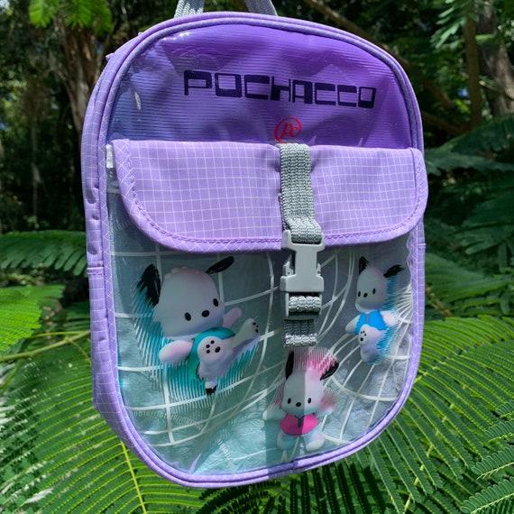 rare vintage 2001 pochacco cyber mini backpack