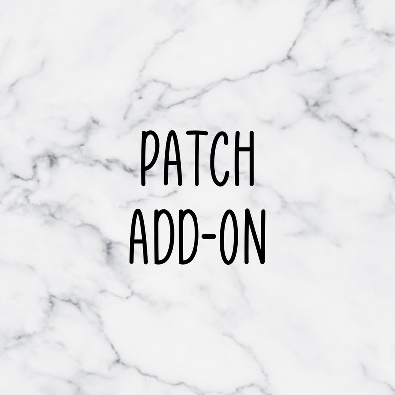 Patch Add-On