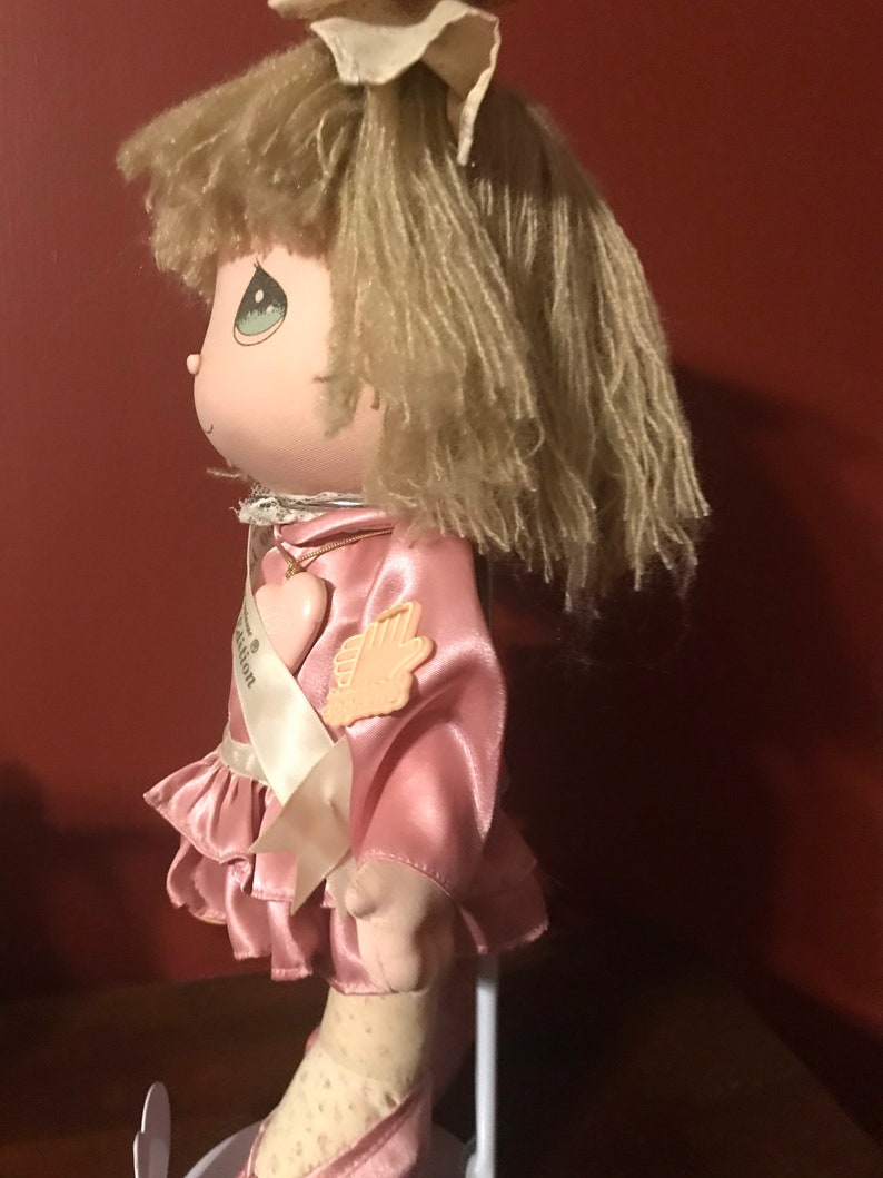 Precious Moments By Applause Limited Edition Sweet Sixteen Doll 1990