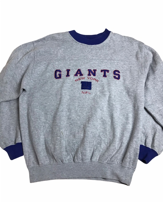rare NFL GIANTS new york sweatshirt