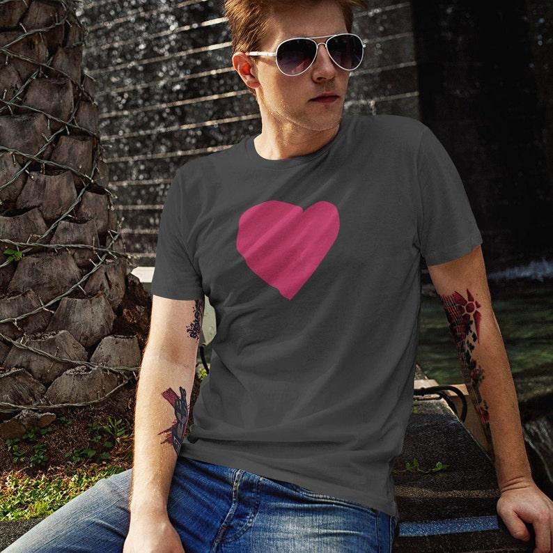 Matisse Art Clothes Graphic Tees Love Pullover Minimalist Heart Shirt Art T-Shirt Aesthetic Shirt Matisse Art Blouse