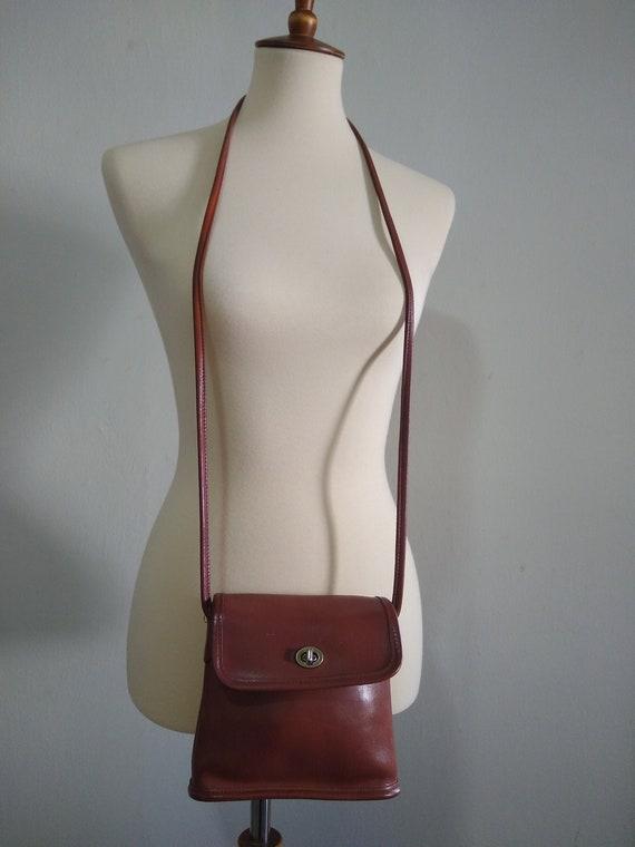 Vintage Coach Tango Leather Purse 9049 - image 1