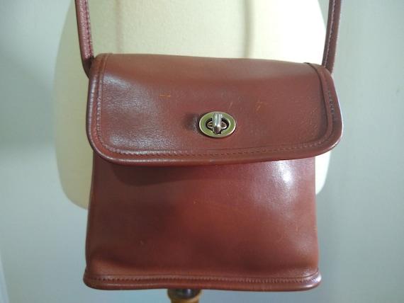 Vintage Coach Tango Leather Purse 9049 - image 2