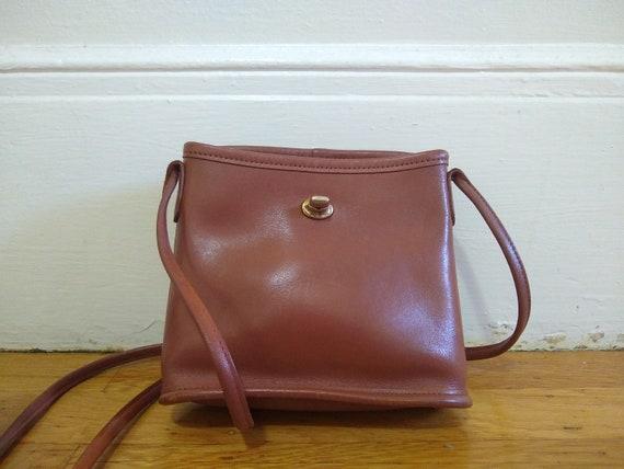 Vintage Coach Tango Leather Purse 9049 - image 5
