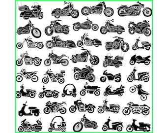 Bike Clip Art Etsy