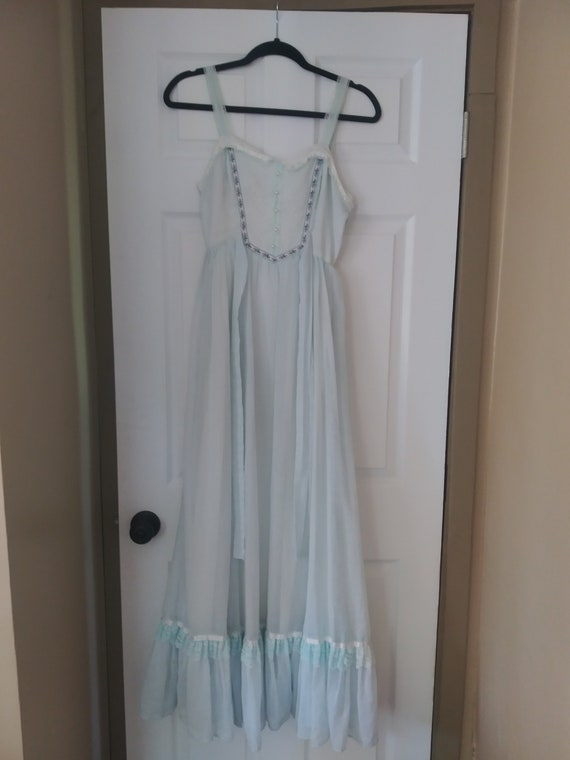 Gunne Sax Dress Size 7
