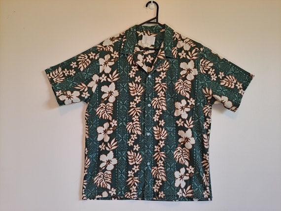 VINTAGE 'HAWAIIN SHIRT - Made in Hawaii