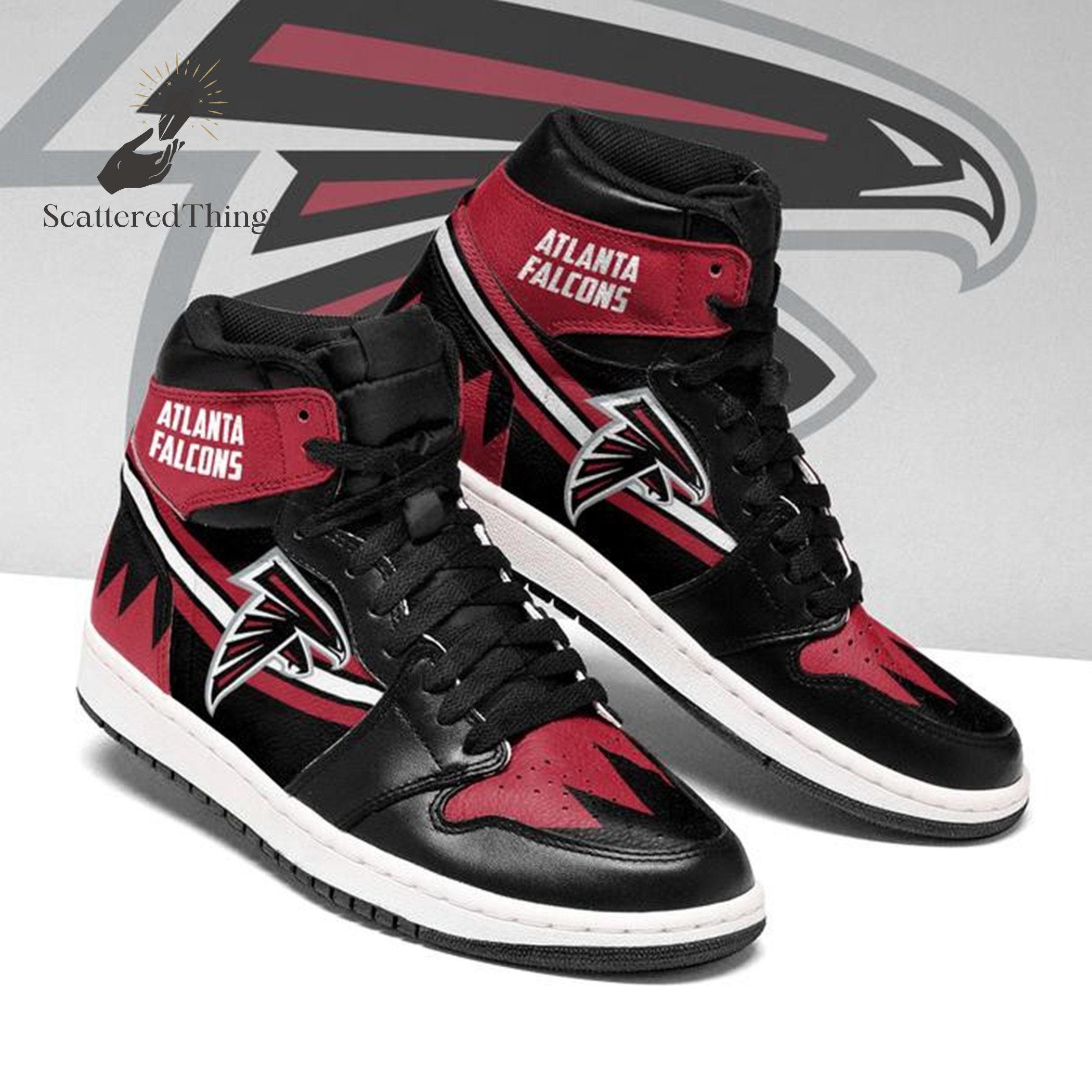 Atlanta Air Jordan Shoes Falcons Air Jordan Canvas Shoes Air Jordan Sneakers Running Shoes Unisex Shoes Sport Shoes