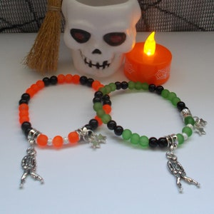 Skull Charms Wooden Charm Dead Goth Cute Keychain Charms