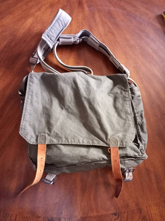 Green Military Bag