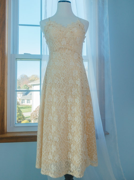 Vintage dress, special occasion