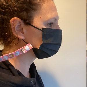 mask holder teachers gifts healthcare gifts mask keeper mask lanyards stocking stuffers Tiny dancer face mask lanyard girls dancers