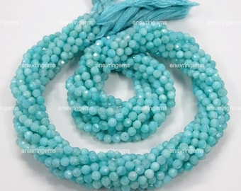 Chrysoprase shaded Faceted rondelle gemstone beads 13inch   AAA quality