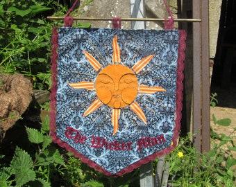 The Wicker Man banner