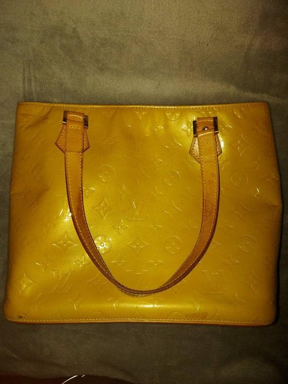 Louis Vuitton Vernis Houston Bag.