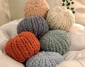 Chunky Knit Pillow Knit pillow