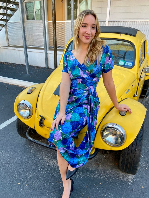 1950s Style Vintage Dress