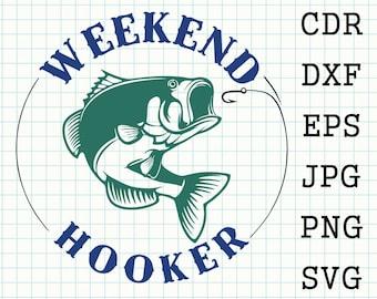 Fisher Svg Funny Fishing Svg Pack Weekend Hooker Cut File Bundle Sea Bass Fish Clipart Set Fisherman 2 Pack Weekend Hooker Svg Bundle Clip Art Art Collectibles Delage Com Br