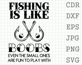 Download Funny Fishing Svg Etsy