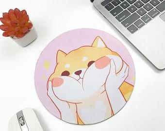 Kawaii cute mouse pad cat