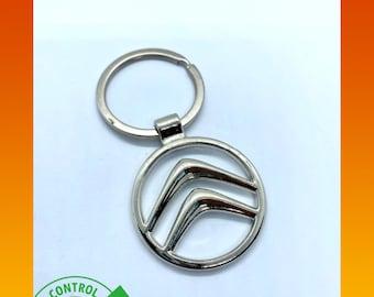 Vintage Citroen Key Chain Car Key Holder Stainless Steel Key Ring Valentine/'s Day Gifts Birthday Gift Fashion Jewelry