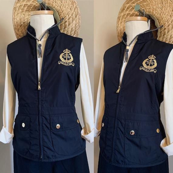 Vintage Prestige Lauren Ralph Lauren Vest
