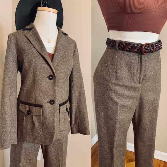 Pendleton Wool Pant Suit