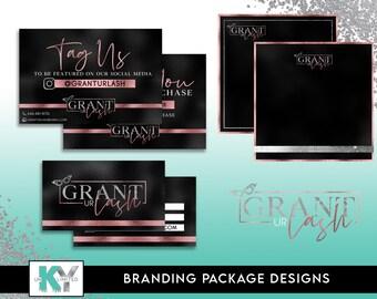 Starter Boss Branding Package - Custom Branding Kit