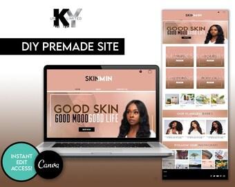Wix Premade Websites