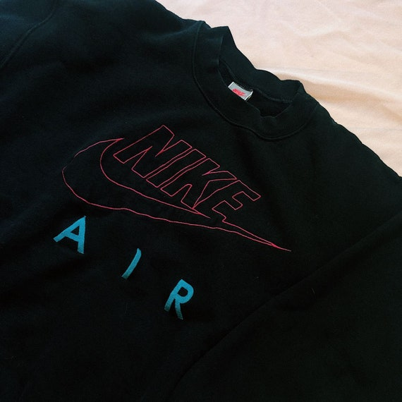 Early 1990's Nike Air Pullover Sweater
