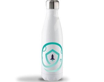 17oz SAFEMOON Stainless Steel Bottle - Original Logo