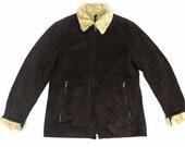 Vintage Junmen Jun Takahashi Wool Padded Jacket Military Sherpa Inner Style Inspired Designer Unisex Wear Streetwear Fits Size M L i864