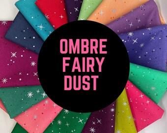 Ombré Fairy Dust Fabric Bundle *shop cut*