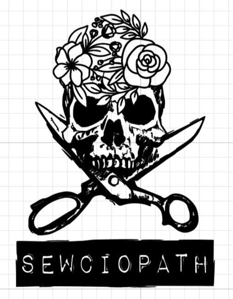 Sewciopath SVGJPGZIP File