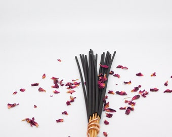 Hand Dipped Incense Sticks | Essential Oils |  Aroma by SydDesign