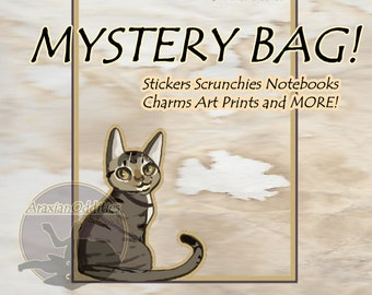 Mystery Bag - Sticker Party