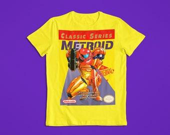 MEN/'S SMALL Samus Metroid Inspired Hoodie