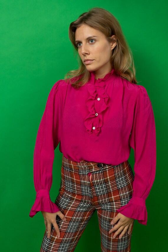 Vintage blouse Yves Saint Laurent