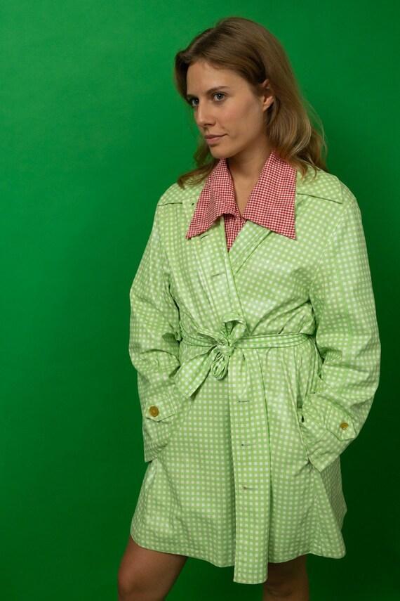Vintage Nina Ricci raincoat