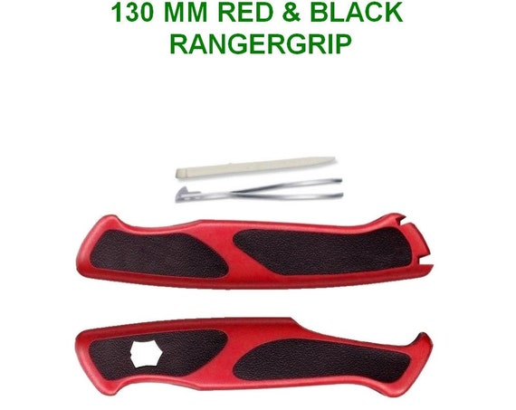 Swiss Knife VICTORINOX 130 mm SCALES RANGERGRIP Red & Black for Swiss Army Knife
