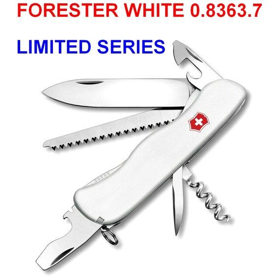 Swiss Knife VICTORINOX FORESTER - 0.8363.7 - WHITE