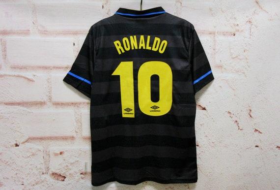 inter ronaldo 98 classic vintage jersey shirt vint