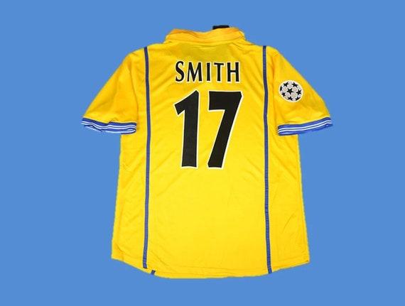 leeds united smith 1999/2000 champions league vint