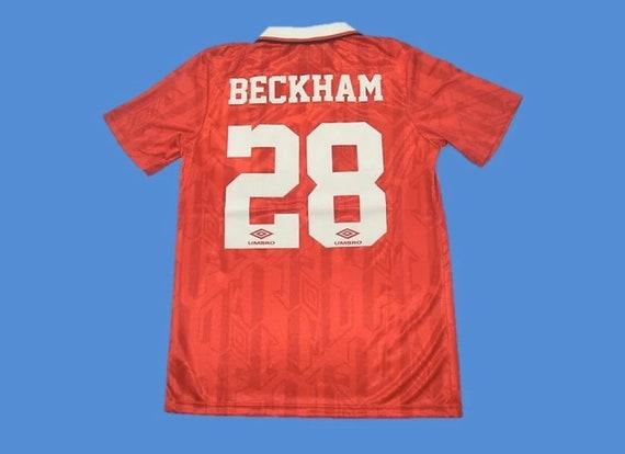 manchester united 1994 home vintage jersey shirt v
