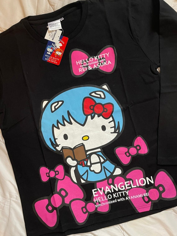 Rare Hello Kitty x Neon Genesis Evangelion Rei Aya