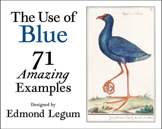 The Use of Blue