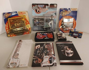 Dale Earnhardt Cars And Collectables Lot 1998 - 2001 Nascar