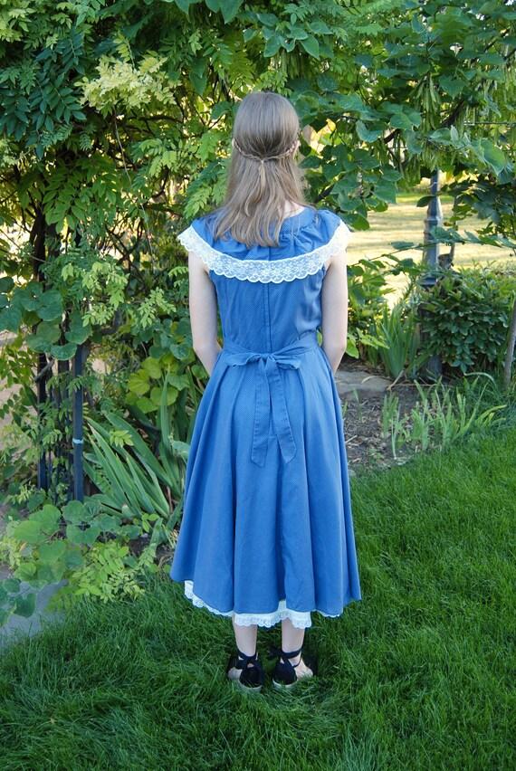 1981 Vintage Gunne Sax Dress - image 2